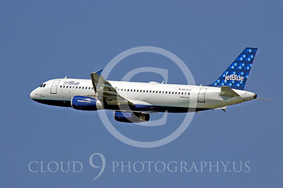A320 00052 Airbus A320 JetBlue N579JB by Peter J Mancus