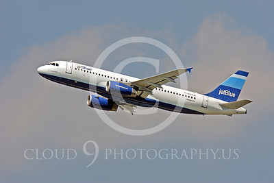 A320 00238 Airbus A320 JetBlue N508JB by Peter J Mancus