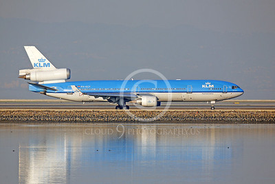 McDonnell Douglas MD-11 00003 McDonnell Douglas MD-11 KLM ROYAL DUTCH PH-KCF by Peter J Mancus