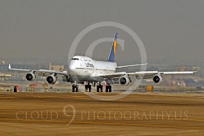 B747 00203 Boeing 747-400 Lufthansa by Tim Wagenknecht
