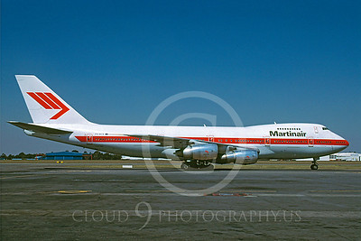 B747 00047 Boeing 747 Martinair PH-MCE October 2001 via African Aviation Slide Service