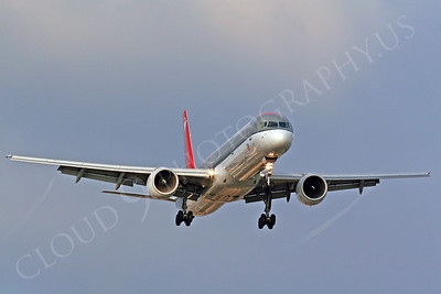 Boeing 757 00118 Northwest Airlines by Carl E Porter