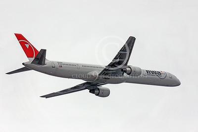 B757 00284 Boeing 757 Northwest N594NW by Peter J Mancus