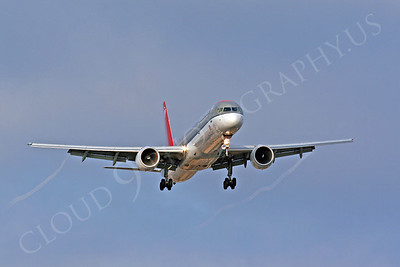 Boeing 757 00004 Northwest Airlines by Carl E Portere