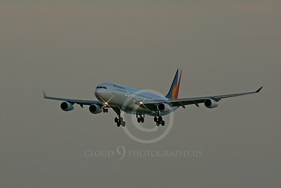 A340 00060 Airbus A340 Philippines RP-C3431 by Peter J Mancus