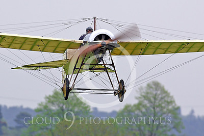 PWWI-1912 Blackburn Type D Monoplane 00026 by Tony Fairey