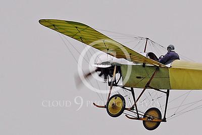 PWWI-1912 Blackburn Type D Monoplane 00052 by Tony Fairey