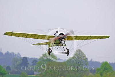 PWWI-1912 Blackburn Type D Monoplane 00002 by Tony Fairey