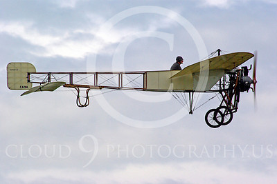 PWWI - Bleriot XI 00040 Bleriot XI aircraft photo by Stephen W D Wolf