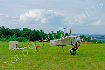 PWWI - Bleriot XI 00013 Bleriot XI aircraft photo by Stephen W D Wolf