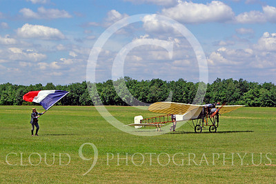 PWWI - Bleriot XI 00033 Bleriot XI aircraft photo by Stephen W D Wolf