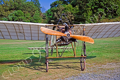 PWWIR - 1909 French Bleriot XI 00001 by Peter J Mancus