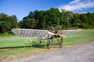 PWWIR - 1909 French Bleriot XI 00004 by Peter J Mancus