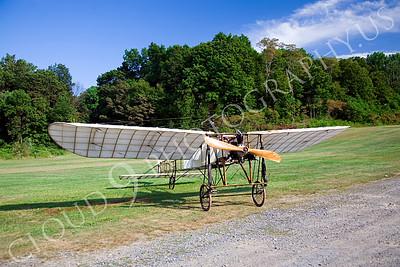 PWWIR - 1909 French Bleriot XI 00004 by Peter J Mancus