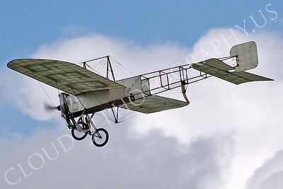 PWWI - Bleriot XI 00070 Bleriot XI airplane picture by Stephen W D Wolf