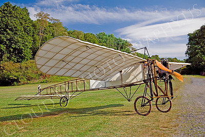 PWWIR - 1909 French Bleriot XI 00002 by Peter J Mancus
