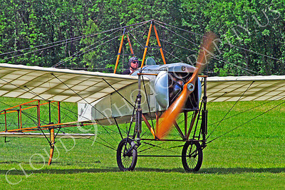 PWWI - Bleriot XI 00005 Bleriot XI aircraft photo by Stephen W D Wolf