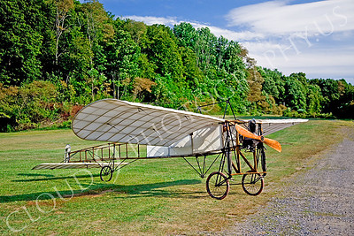 PWWIR - 1909 French Bleriot XI 00003 by Peter J Mancus