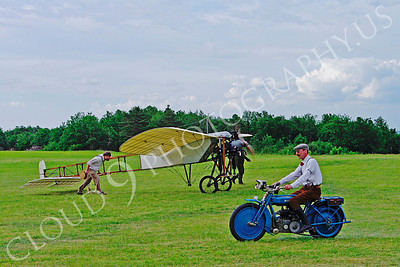PWWI - Bleriot XI 00011 Bleriot XI aircraft photo by Stephen W D Wolf