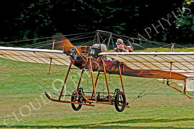 PWWIR - 1910 French Hanriot 00002 by Peter J Mancus