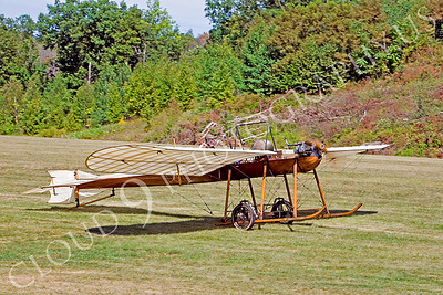 PWWIR - 1910 French Hanriot 00001 by Peter J Mancus