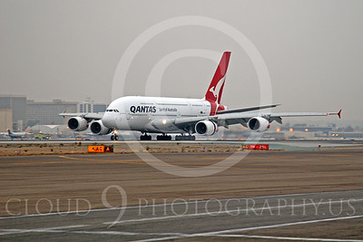 A380 00001 Airbus A380 Qantas by Tim Wagenknecht