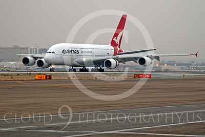 A380 00031 Airbus A380 Qantas by Tim Wagenknecht