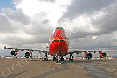 B747 00189 Boeing 747 Malaysia by Tim P Wagenknecht