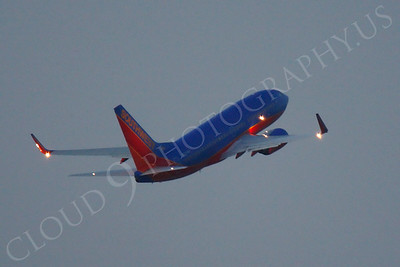 B737 00510 Boeing 737 Southwest by Peter J Mancus