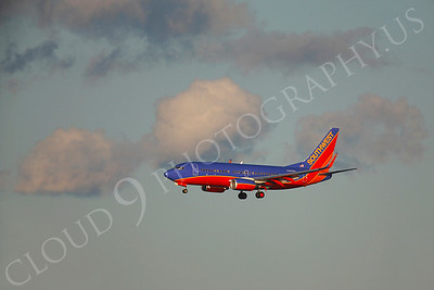 B737 00478 Boeing 737 Southwest N286WN by Peter J Mancus
