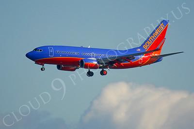 B737 00420 Boeing 737 Southwest by Peter J Mancus