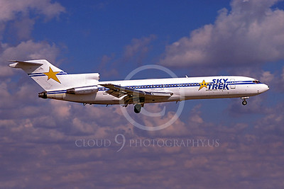 B727 00006 Boeing 727 StarTrek Airline December 1997 by Peter J Mancus