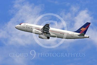 A320 00210 Airbus A320 TACA N487TA by Peter J Mancus