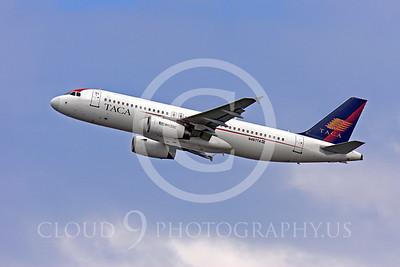 A320 00016 Airbus A320 TACA N487TA by Peter J Mancus