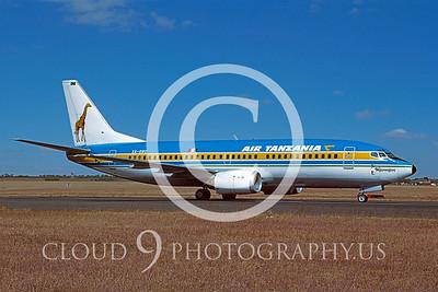 B737 00003 AIR TANZANIA # XA-SWO 1998 via AASS
