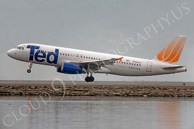 A320 00237 Airbus A320 Ted N482UA by Peter J Mancus