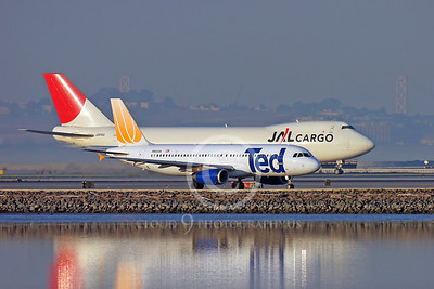 AIRBUS A320 00019 AIRBUS A320 TED N402UA by Peter J Mancus