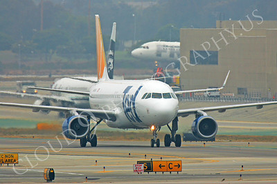 A320P 00003 Aibus A320 Ted by Peter J Mancus