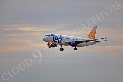 A320 00118 Airbus A320 Ted N482UA by Peter J Mancus