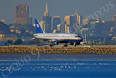 A320 00159 Airbus A320 United N847UA by Peter J Mancus