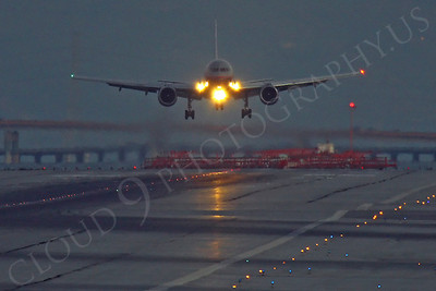 ALPN 00066 Boeing 757 United by Peter J Mancus