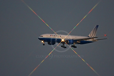 ALPN 00156 Boeing 777 United by Peter J Mancus