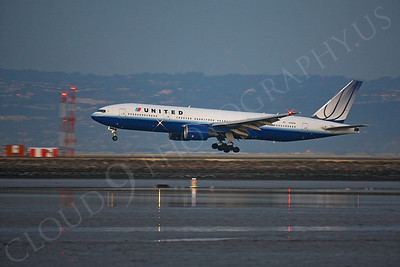 ALPN 00016 Boeing 777 United N795UA by Peter J Mancus