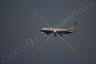 ALPN 00020 Boeing 777 United by Peter J Mancus
