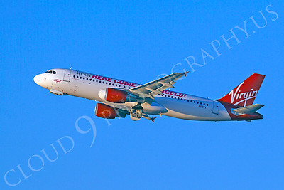 A320 00168 Airbus A320 Virgin America N627VA by Tim P Wagenknecht