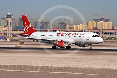 A320 00183 Airbus A320 Virgin America by Dave Budd