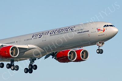 ALPJCUN 00014 Airbus A340-600 Virgin Atlantic Madam Butterfly by Tim P Wagenknecht