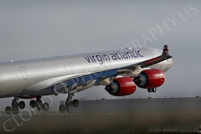 A340 00181 Airbus A340-600 Virgin Atlantic by Tim P Wagenknecht