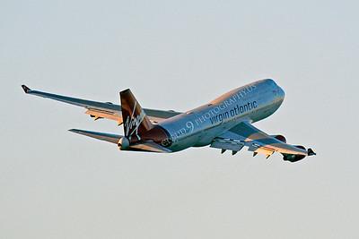 B747 01026 Boeing 747 Virgin Atlantic G-VROC by Peter J Mancus