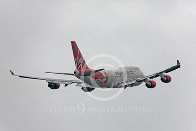 B747 00270 Boeing 747 Virgin Atlantic G-VFAB by Peter J Mancus